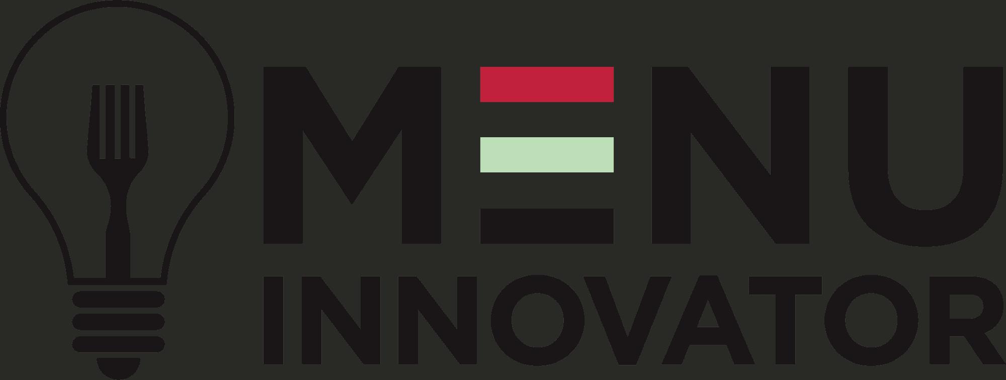 Menu Innovator primary logo